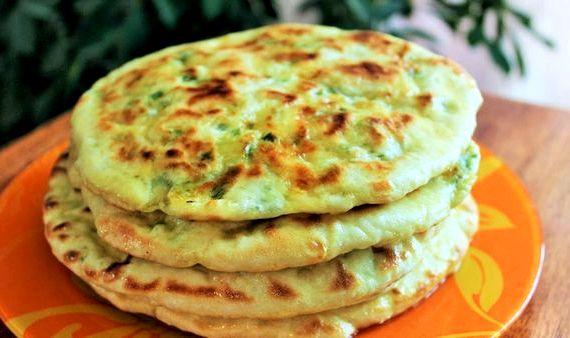 Хачапури с сыром на сковороде рецепт с фото на кефире