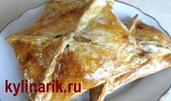 Хачапури с сыром в духовке рецепт с фото