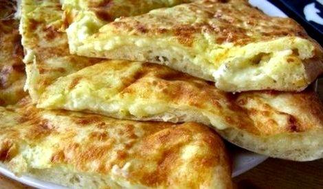 Хачапури с сыром в духовке рецепт с фото брынзу, домашний творог