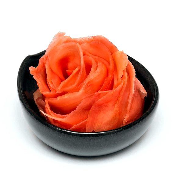 Имбирь маринованный розовый рецепт в домашних условиях