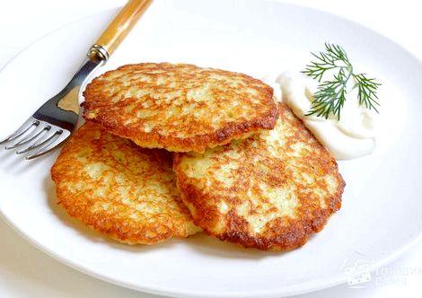 Как приготовить драники из картофеля рецепт с фото пошагово Очень важно правильно выбрать картофель