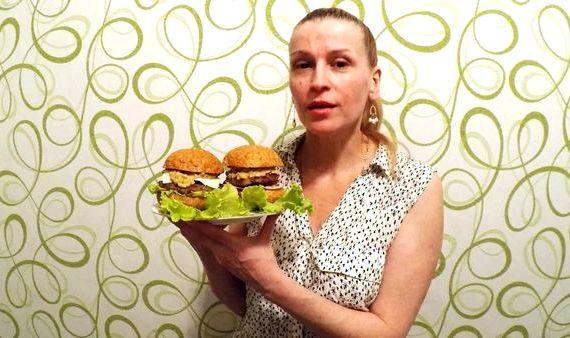 Как приготовить гамбургер в домашних условиях рецепт с фото пошагово