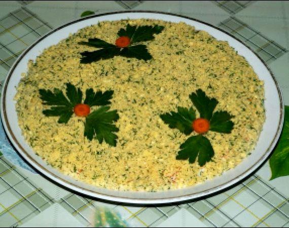 Салат мимоза ингредиенты рецепт
