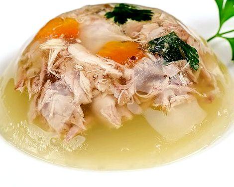 Как варить холодец чтобы бульон был прозрачным пошаговый рецепт места посудины