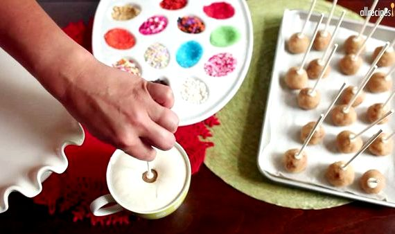 Кейк попсы рецепт в домашних условиях