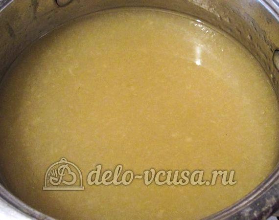 Кисель из варенья и крахмала рецепт с фото пошагово
