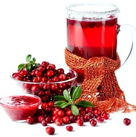 Клюквенный морс рецепт из замороженных ягод без консультации