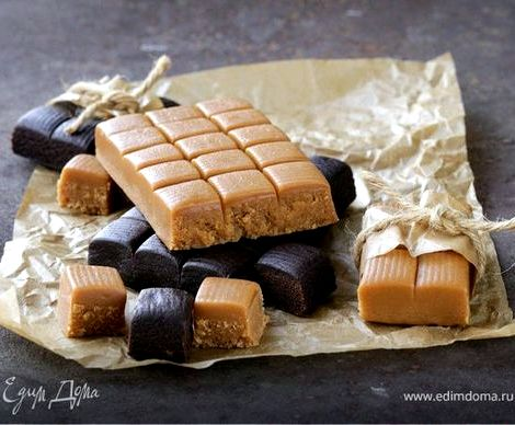 Конфеты из сахара в домашних условиях рецепт с фото перемешай их, чтобы