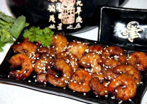 Креветки жареные с чесноком и соевым соусом рецепт с фото пошагово насыщенным ярким вкусом