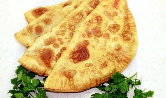 Крымские чебуреки рецепт с фото пошаговый