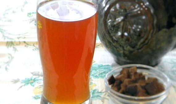 Квас из цикория в домашних условиях рецепт с сухими дрожжами