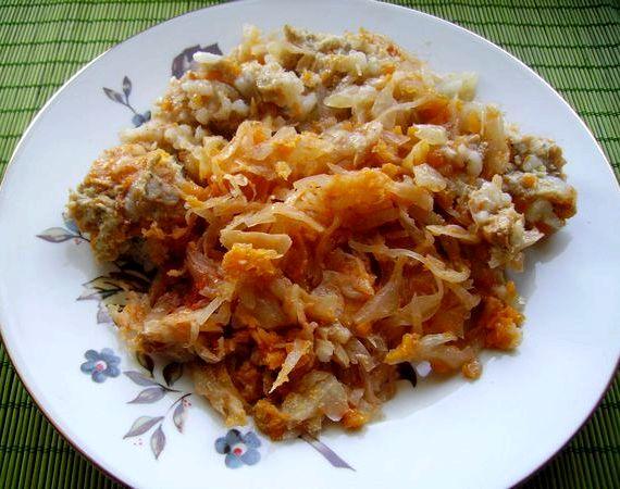 Голубцы рецепт пошагово на сковороде