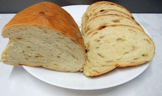 Луковый хлеб рецепт в духовке с фото