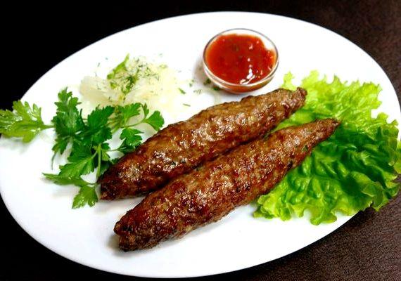 Люля кебаб из свинины рецепт