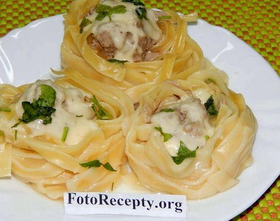 Макароны с мясом на сковороде рецепт с фото