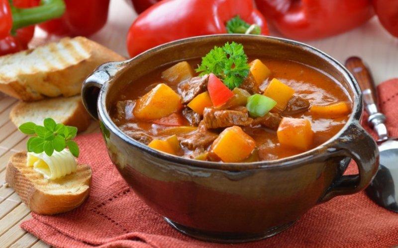 Суп гуляш из мяса - в поисках идеала