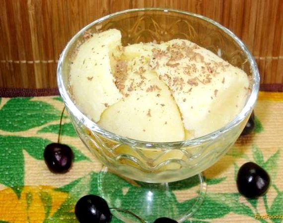 Молочное мороженое в домашних условиях рецепт