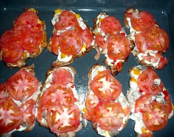 Отбивные из свинины в духовке с картошкой рецепт с фото