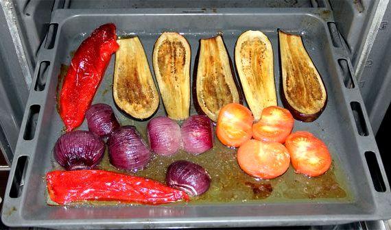 Овощи гриль в духовке как приготовить — pic 3