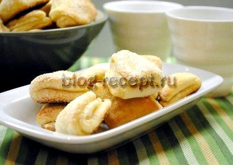 Печенье из творога рецепт очень вкусное в домашних условиях с фото Творожное печенье