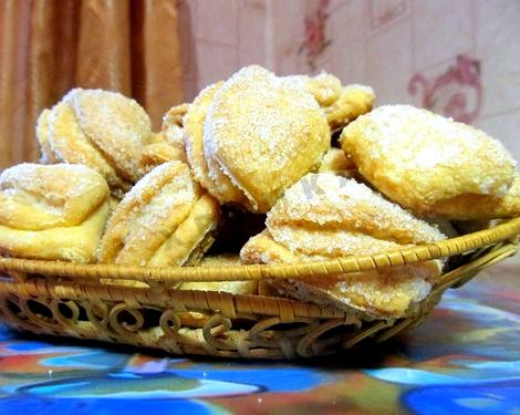 Печенье из творога рецепт очень вкусное в домашних условиях с фото Компоненты, чтобы выпечь
