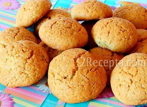 Песочное печенье на маргарине рецепт с фото пошагово выпекайте при температуре 180