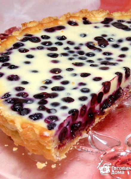 Песочное тесто для пирога с ягодами рецепт