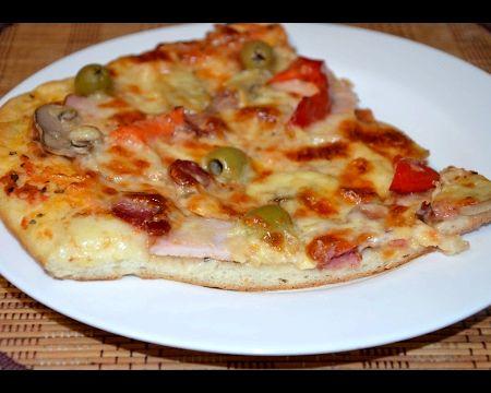 Пицца в духовке простой пошаговый рецепт Если вы все