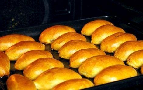 рецепт пирожков с ливером в духовке пошагово