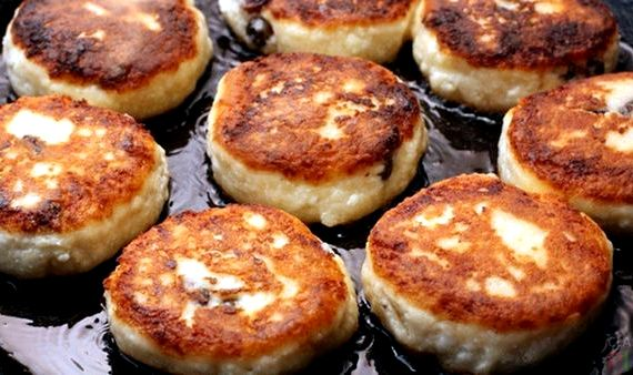 Приготовление сырников из творога на сковороде пошаговый рецепт