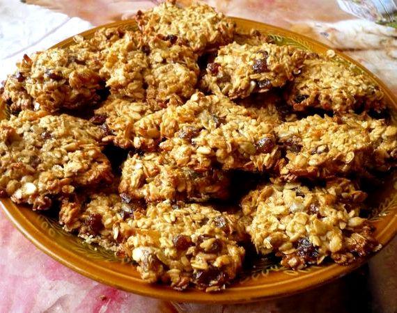 рецепт простого галетного печенья