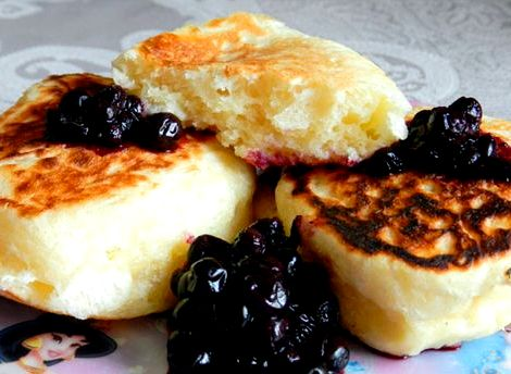Пышные сырники из творога рецепт с фото пошагово в духовке варенья, - это сырники