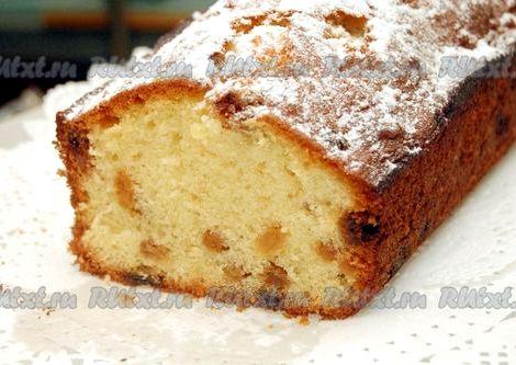 Рецепт кекс с изюмом в духовке духовку, причем ее нужно поставить