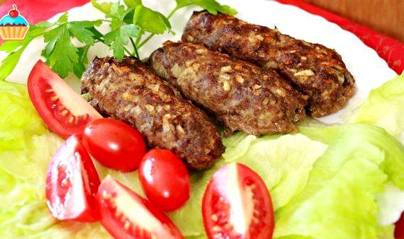 Рецепт люля кебаб в домашних условиях в духовке