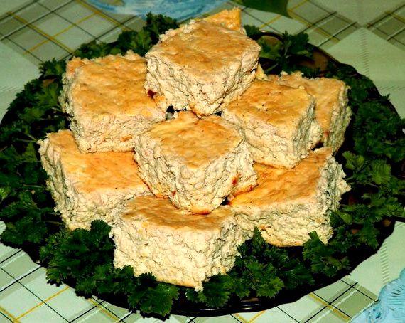 Рецепт мясное суфле в духовке