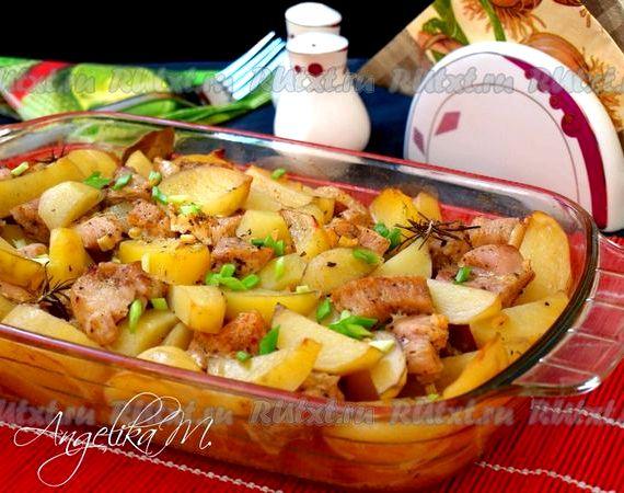 Рецепт приготовления филе индейки в духовке