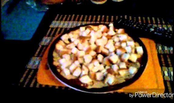 Рецепт сухарики с чесноком в домашних условиях