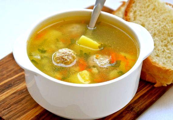 Фарш для супа фрикадельки — pic 6