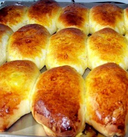 Рецепт теста для пирожков на кефире каждой хозяйки