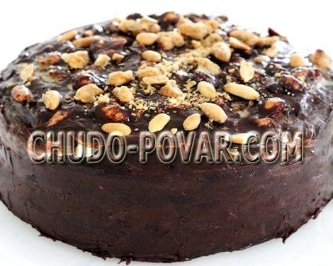 Рецепт торта сникерс в домашних условиях Сахар насыпаем на широкую сковороду