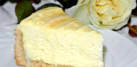 Рецепт творожного торта в домашних условиях Сложность приготовления