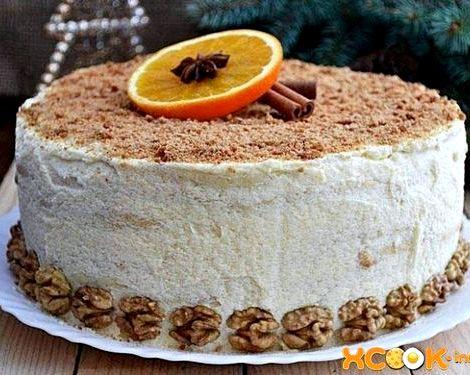 Рецепт творожного торта в домашних условиях десерт готов