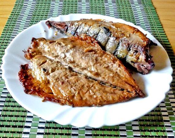 Рыба под маринадом классический рецепт с фото пошагово на сковороде