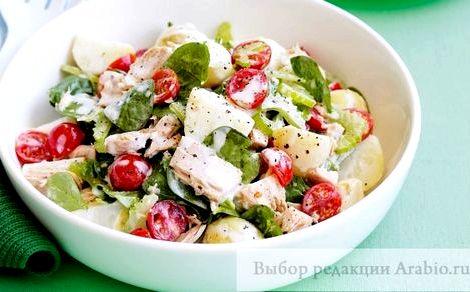 Салат из тунца консервированного рецепт классический столовая ложка,            белый