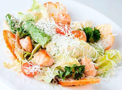 Салат с семгой рецепт с фото очень вкусный качестве следующего слоя порежем