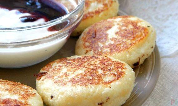 Самые вкусные сырники из творога рецепт