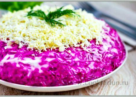Селедка под шубой рецепт с фото Рецепт классический пошаговый         Какие ингредиенты