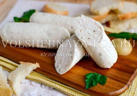 Сосиски в домашних условиях пошаговый рецепт с фото ароматом магазинной