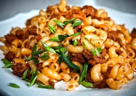Спагетти по флотски рецепт с фаршем Это придает закуске неповторимый