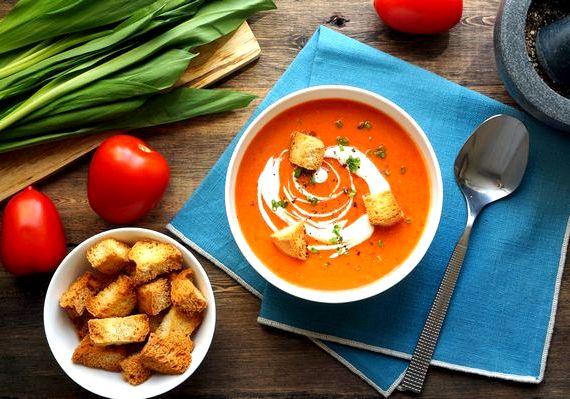 Суп гаспачо пошаговый рецепт с фото